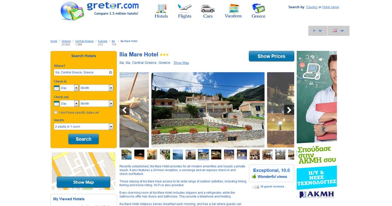 Gretor Hotels