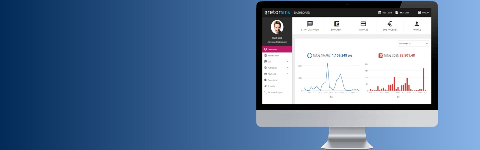 Gretor.com - Web & Digital Marketing